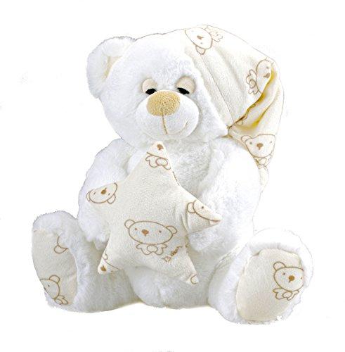 Bo-Toys Good Night Plush Teddy Bear Star Stuffed Animal 10 inches