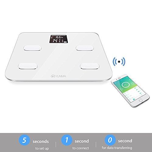 Online body fat monitor