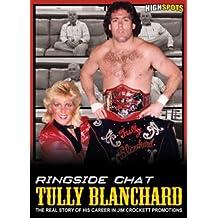 Tully Blanchard Shoot Interview Wrestling DVD-R