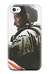 New Style Case Cover For Iphone 4/4s - Retailer Packaging American Sniper Protective Case