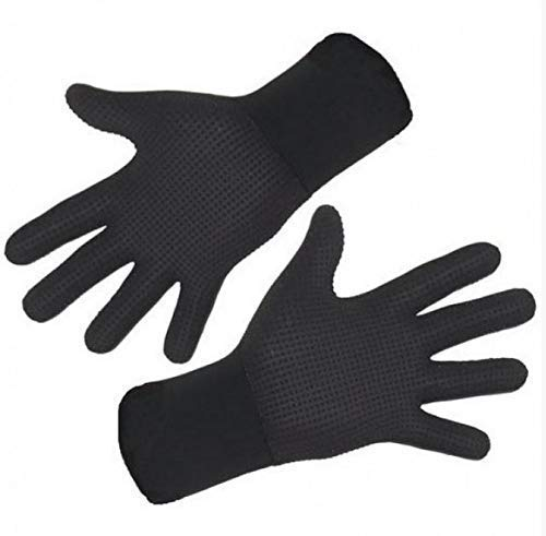 NCW CORNWALL Kids 3mm neoprene wetsuit/watersport gloves – surf SUP bodyboard beach use etc. Made with glued and blind…