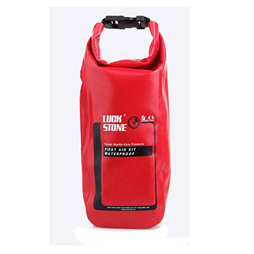 KUYOU First Aid Bag 2L Waterproof Survival Pouch for Car,Travel,Survival, Emergency, Outdoor Camping, Fishing and Hiking