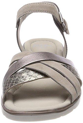 ara Alassio, Women's Heels Sandals Beige (Taupe, Street)