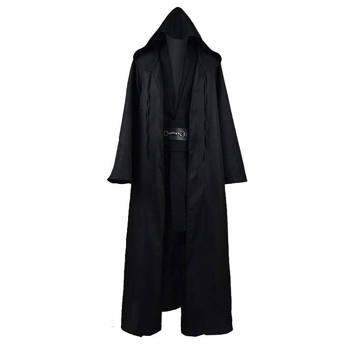 Caballero Jedi Anakin Luke Skywalker Capa Cosplay Disfraz De ...