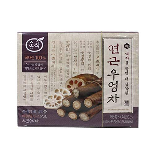 - Lotus Root & Burdock Tea 0.8g x 40T
