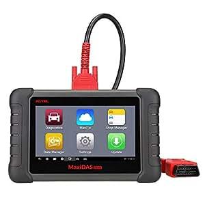 Amazon.com  Autel Maxidas DS808 OBD2 Diagnostic Scanner More ... 839580f9993