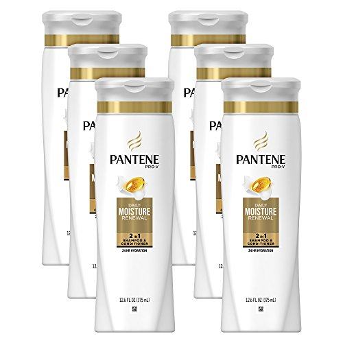 Pantene Pro-V Daily Moisture Renewal 2in1 Shampoo and Condit