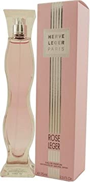 Herve Rose Leger By Herve Leger For Women, Eau De Parfum Spray, 2.5-Ounce Bottle