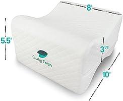 Amazon.com: Almohada de rodilla para las personas que ...