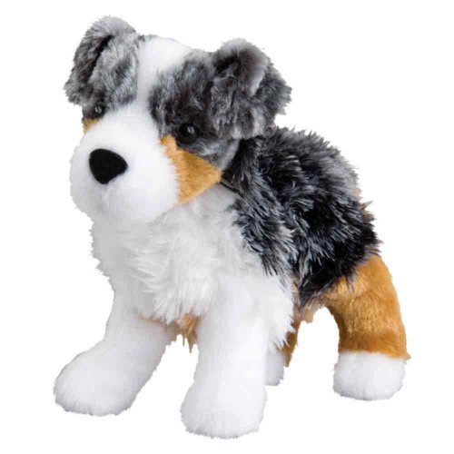 Steward the Australian Shepherd Stuffed AnimalApproximately 8 Inches