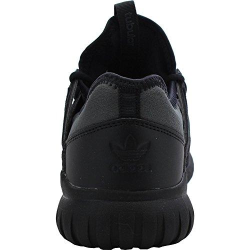 Adidas Originals Tubular Radial Youth Black Textile 39 1/3 EU