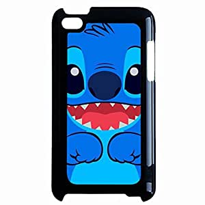 Lovely Lilo And Stitch Phone Case Cover For IPod Touch 4th Back White Hard Plastic Case