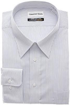 [CHRISTIAN ORANI] レギュラーカラースタンダードワイシャツ【キング】 オールシーズン用 E1BL-30K
