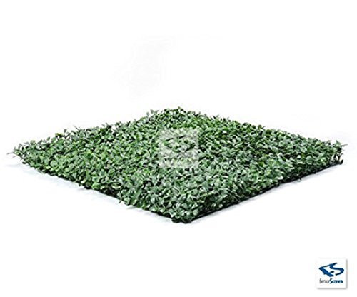 NatraHedge-Artificial-Boxwood-Hedge-Mat-20x-20-Panels-12-Pack