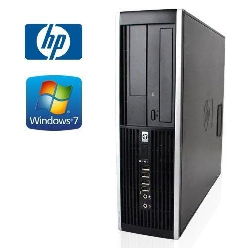 HP Compaq Pro 6005 Small Form Factor High Performance Premium Business Desktop (AMD PHENOM II X3 3.0 GHz, 4GB DDR3 Memory, 250GB HDD, DVD, Windows 7 Professional) (Renewed)