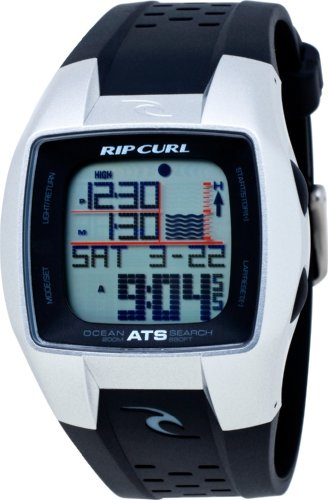 Rip Curl Men's A1015 Trestles Oceansearch White Tide Watch (Oceansearch Tide Watch)