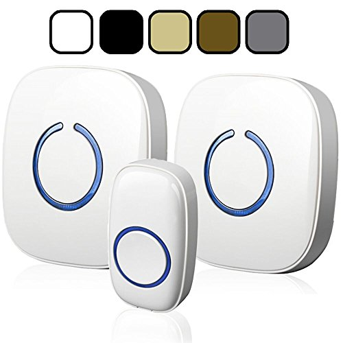 Top Selected Products and Reviews  sc 1 st  Amazon.com & Wireless Door Buzzer: Amazon.com