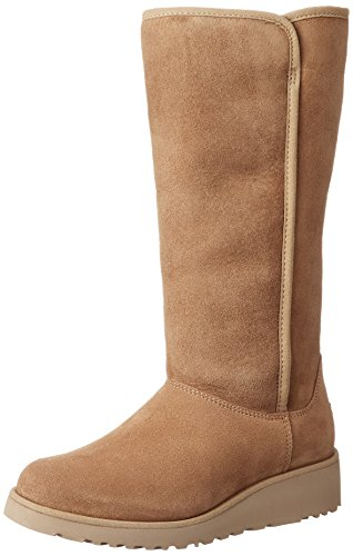 UGG Women's Kara Winter Boot, Chestnut, 7 B US