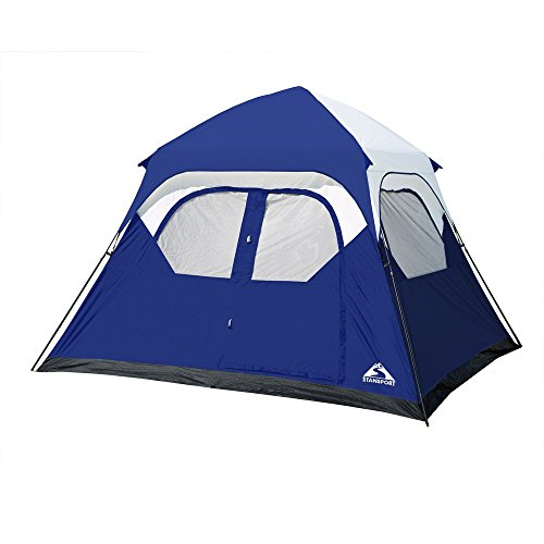 Stansport 2270 Denali Instant Family Dome Tent 47.90In. X 7.