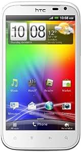 "HTC Sensation XL Beats Audio - Smartphone libre Android (pantalla táctil de 4,7"", cámara 8 Mp, 16 GB de capacidad, procesador de 1.5 GHz, S.O. Android con HTC Sense) color blanco"
