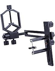 Datyson Metalen Telescoop Camera Adapter Mount Universele Smartphone Adapter Telescoop Standhouder