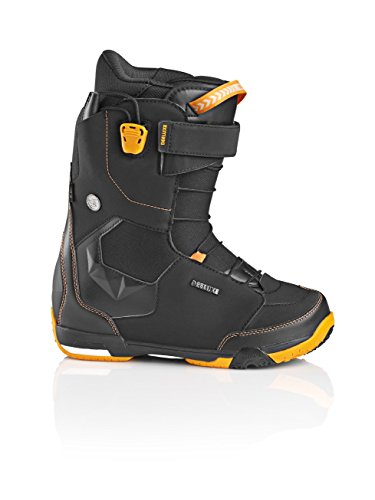 DEELUXE Snowboarding 571529-1000/9110 Empire TF Snowboard Boots, Black, Size - Deeluxe Mountain Boot