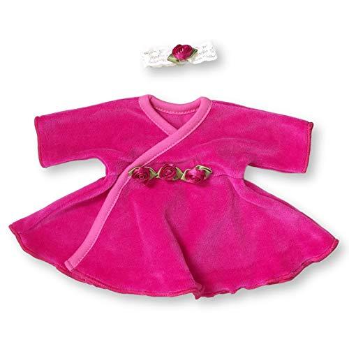 | NICU Girl Clothes | Ruffle Dress by Itty Bitty Baby | Cherry -