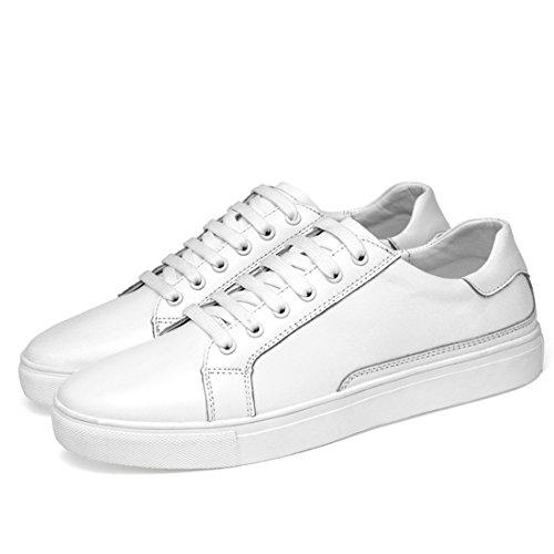 LHEU Minitoo Uomo White Sneaker Bianco LH099A EU 40 1wzAwx