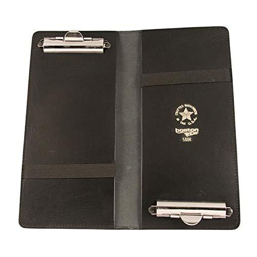 Boston Leather Boston - Citation Book W/ Clip - 5884-1