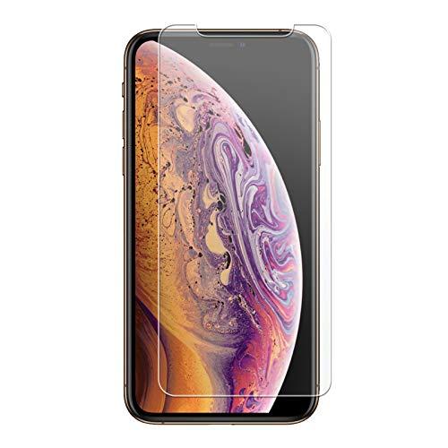 神聖ペリスコープいつもMS factory Apple iPhone X/iPhone XS 液晶保護 フィルム ブルーライト カット アップル アイフォン テン fiel.D MXPF-ipx-BL