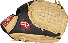 The Rawlings Prodigy glove series is the perfect utility glove for every youth baseball player. The soft all-leather shell construction and palm lining creates an optimal balance between comfort, protection and performance. The 90% factory br...