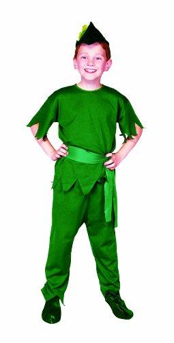 (RG Costumes Elf Costume, Green,)