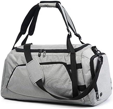 シューズ&バッグ > バッグ・スーツケース > スポーツ・フィットネスバッグ > スポーツショルダーバッグ・エナメルバッグ/Men Women Travel Sports Gym Bag Backpack Handbag Shoulder Crossbody Bags Duffel