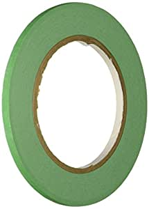 TAPE SPECIALTIES 15006 1/4-Inch X 60-Yard Painters Mate Green Masking Tape
