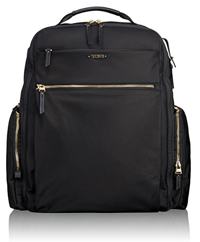 Tumi Women's Voyageur Ari T-Pass Backpack, Black, One Size by Tumi