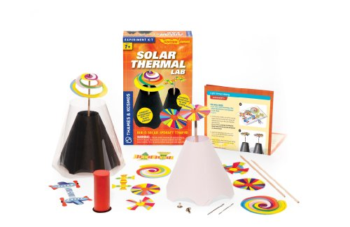 Thames and Kosmos Solar Thermal Lab Science (Solar Science Lab)