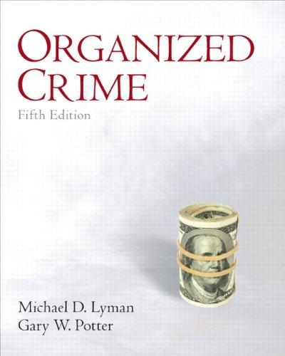 Organized Crime 5th Edition