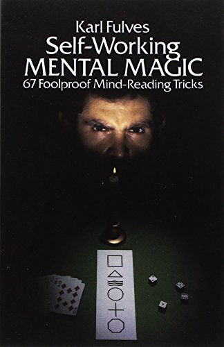 Self-Working Mental Magic (Dover Magic Books)