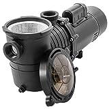 XtremepowerUS 75039-2 2Hp Dual Speed 230V Swimming