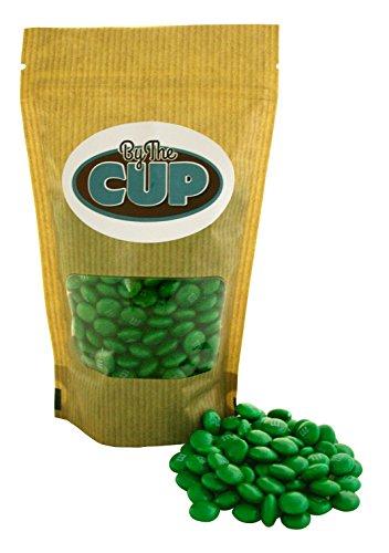 Dark Green Milk Chocolate M&M's Candy (1 Pound (M&m Green)