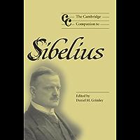 The Cambridge Companion to Sibelius (Cambridge Companions to Music) book cover