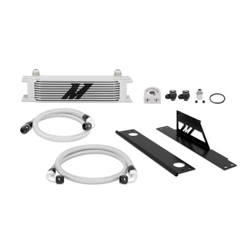 Mishimoto Subaru WRX and STI Oil Cooler Kit, 2001-2005