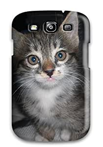 Tpu Case For Galaxy S3 With Persian Cats
