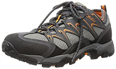 Oboz Scapegoat Low Hiking Shoe - Men's Charcoal 8