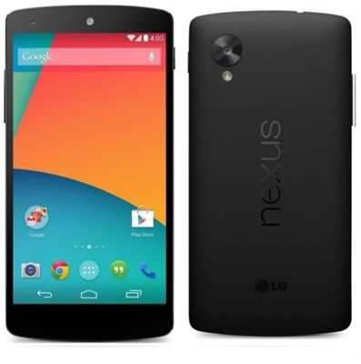 LG Google Nexus 5 D821 32GB 2013 LTE (GSM Only, No CDMA) Factory Unlocked 4G/LTE Cell Phone (Black) - International Version -  Nexus5-32GBBlack