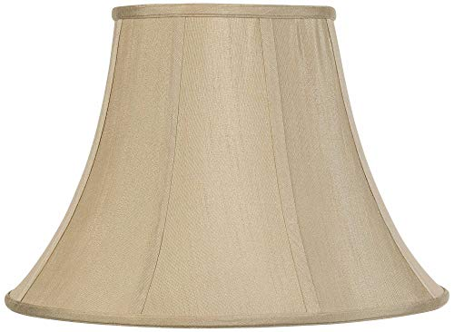 Imperial Shade Collection Taupe Bell 9x18x13 (Spider) - Imperial Shade