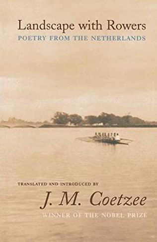 book cover of Landscape with Rowers