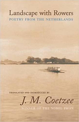 Amazon com: Landscape with Rowers: Poetry from the