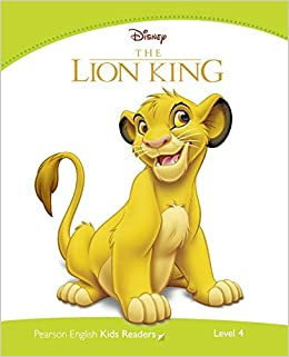 Buy Level 4 Disney The Lion King Pearson English Kids