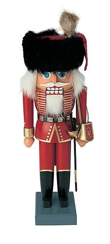 Hungarian Cavalry German Nutcracker Red Attilas NCK200X53 by KWO